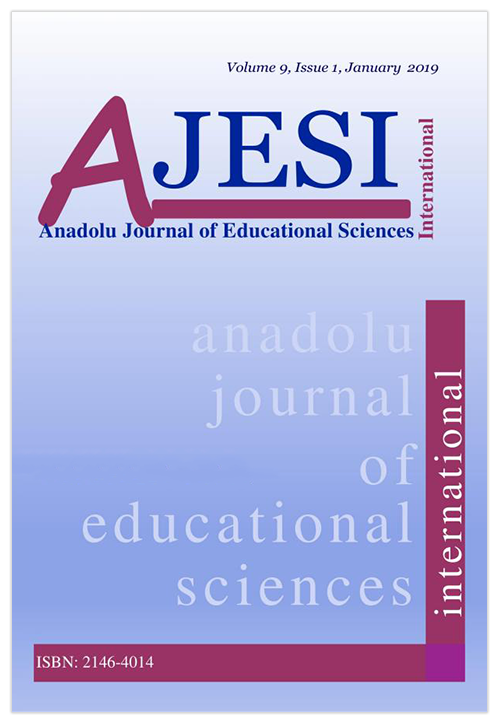 Anadolu Journal of Educational Sciences Internetional (AJESI)